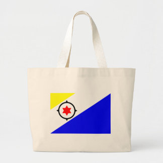 Bonaire Flag Large Tote Bag