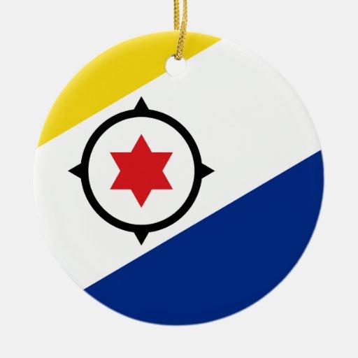 Bonaire Flag Ornament