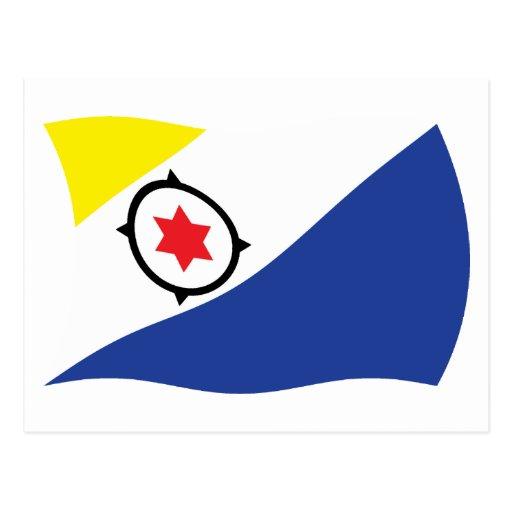 Bonaire Flag Postcard