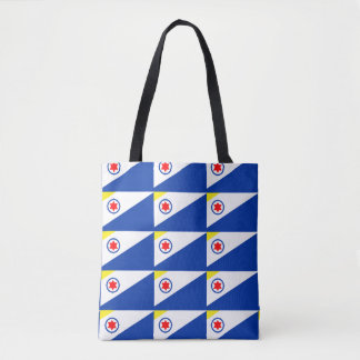 Bonaire Flag Tote Bag