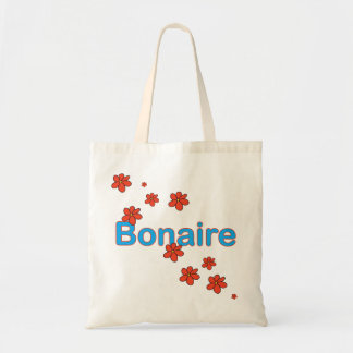 Bonaire Flower Bag