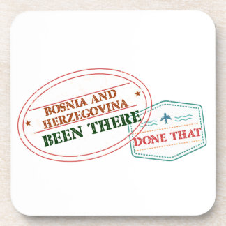 """""""Bonaire girls"""""""" Been There Done That """"""""countrie Beverage Coaster"""
