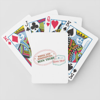 """""""Bonaire girls"""""""" Been There Done That """"""""countrie Bicycle Playing Cards"""