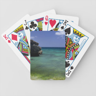 Bonaire Ocean Bicycle Playing Cards