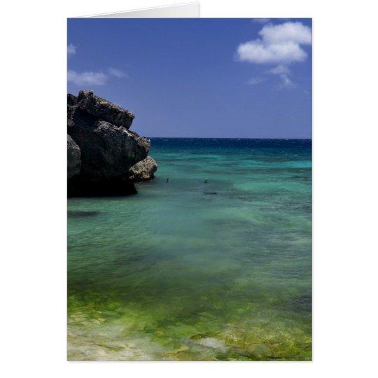Bonaire Ocean Card