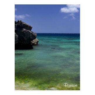 Bonaire Ocean Postcard
