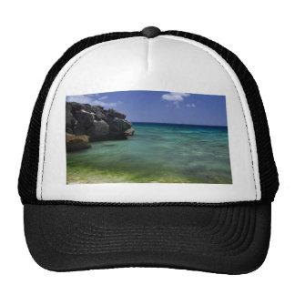 Bonaire Ocean Trucker Hat