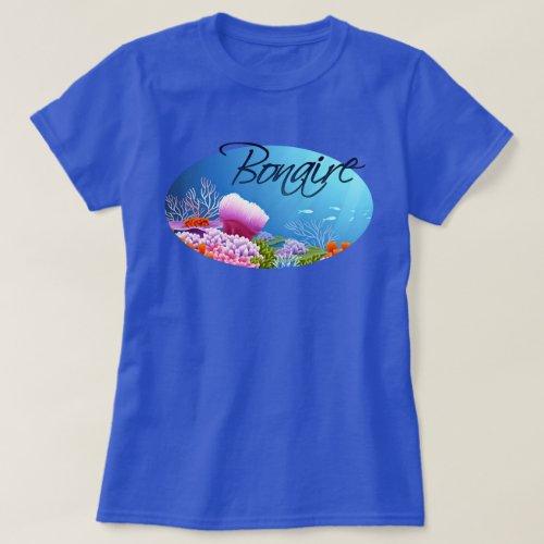 Bonaire reef T_Shirt
