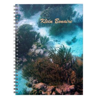 Bonairean Reef  Custom Notebook