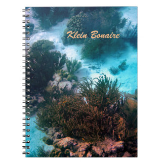 Bonairean Reef  Custom Spiral Notebook