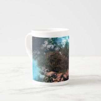 Bonairean Reef Tea Cup