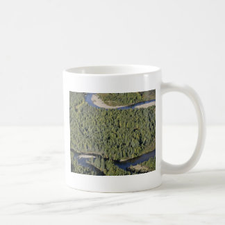 Bonanza Creek and Dalton Highway Coffee Mug