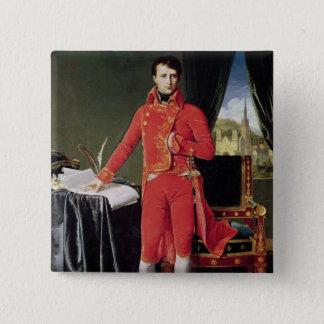 Bonaparte as First Consul, 1804 Button