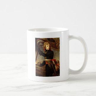 Bonaparte At The Bridge Of Arcola By Gros, Antoine Coffee Mug