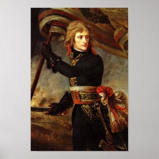 Bonaparte At The Bridge Of Arcola By Gros, Antoine Poster