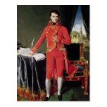 Bonaparte como primero cónsul, 1804 postal
