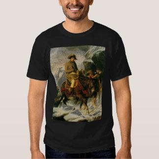 Bonaparte Crossing the Alps T-Shirt
