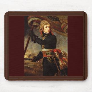 Bonaparte en el puente de Arcola por Gros Antoine Tapetes De Ratones