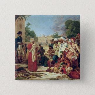 Bonaparte  in Cairo Button