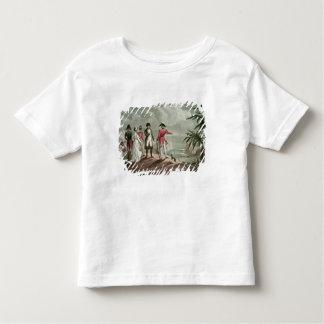 Bonaparte on St. Helena Toddler T-shirt