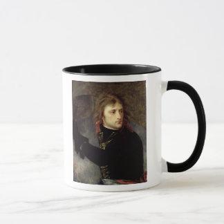 Bonaparte on the Bridge of Arcole Mug