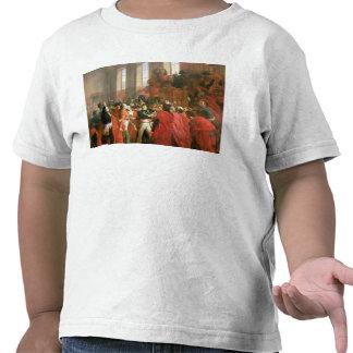 Bonaparte y consejo de quinientos en el St. Camisetas
