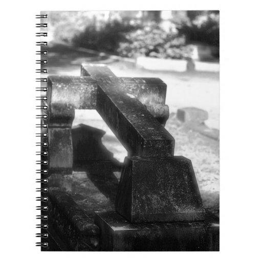 Bonaventure Cemetery Savannah, GA Spiral Note Book