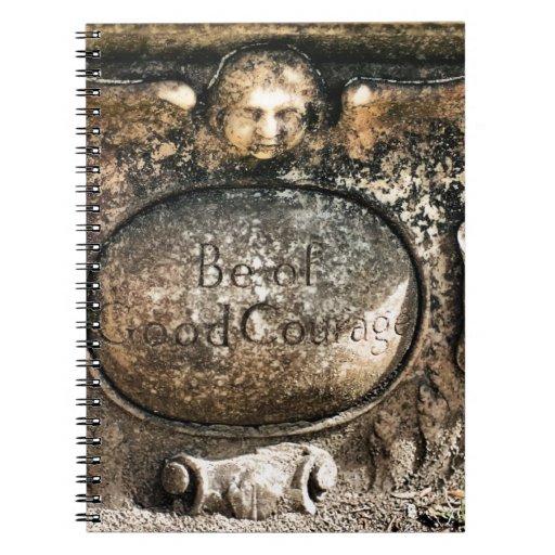 Bonaventure Cemetery Savannah, GA Note Books