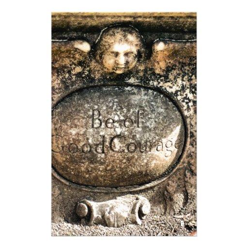 Bonaventure Cemetery Savannah, GA Stationery