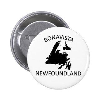 Bonavista 2 Inch Round Button