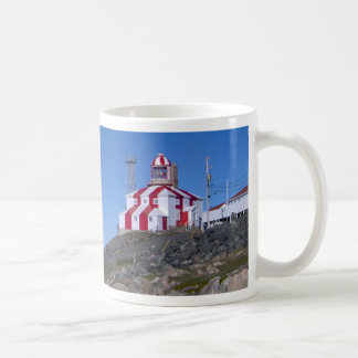 Bonavista, Newfoundland Classic White Coffee Mug