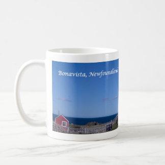 Bonavista, Newfoundland Coffee Mugs