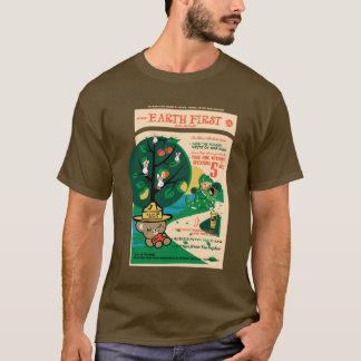 BONBON - Earth First T-Shirt