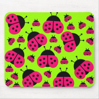 BonBon Fantasy LadyBag's Colorful Mousepad