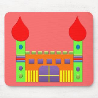 Bonbon Fantasy Magic Castell Mouse Pad