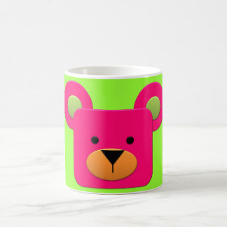 BonBon Fantasy Rainbow Pinky Teddy Coffee Mug