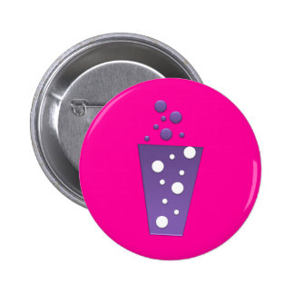 BonBon Party Funky Groove Party Drinks Buttons