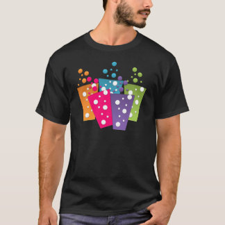 BonBon Party Funky Groove Party Drinks T-Shirt