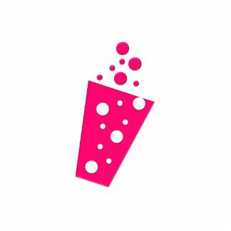 BonBon Party Groove Party Drink Violet Statuette