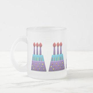 BonBon Party Rainbow Birthday Cake Mug