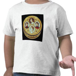 Bonbonniere con los retratos de Eugene Hortense Camisetas