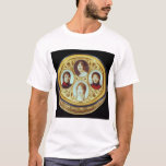 Bonbonniere with portraits of Eugene  Hortense T-Shirt