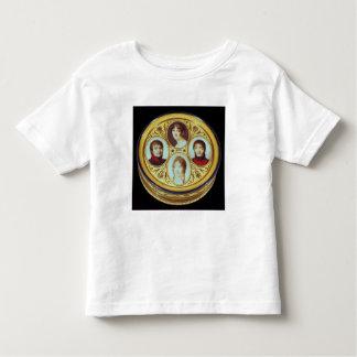 Bonbonniere with portraits of Eugene  Hortense Toddler T-shirt