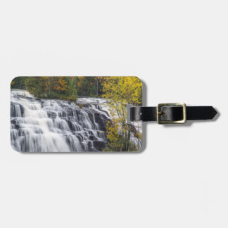 Bond Falls In Autumn Near Paulding, Michigan Tag For Bags