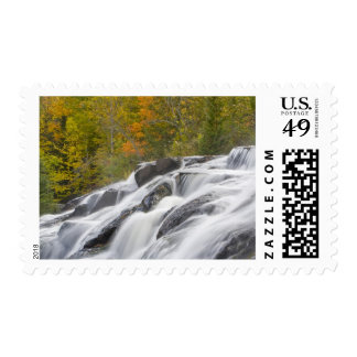 Bond Falls on the Middle Fork of the Ontonagon Stamp