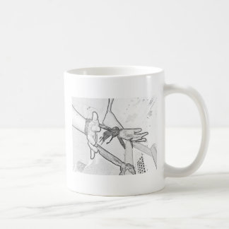 bondage coffee mug