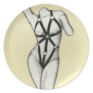 bondage plate