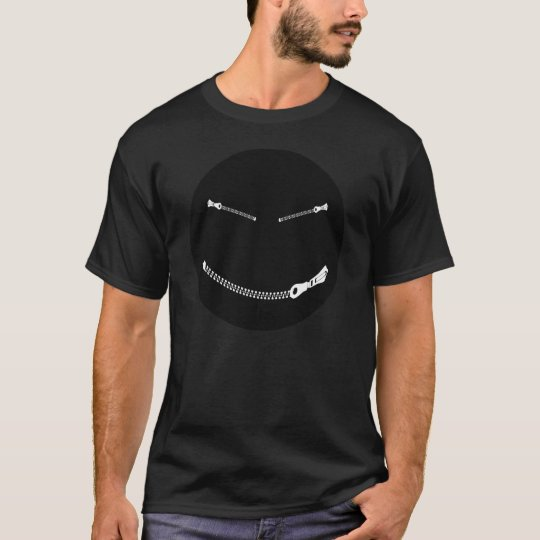 Bondage Smiley T-Shirt
