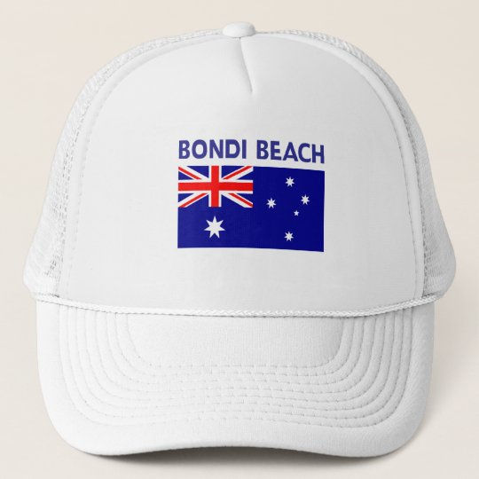 BONDI BEACH Australia T shirts and Products Trucker Hat