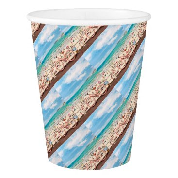 Bondi Beach Fun Paper Cup